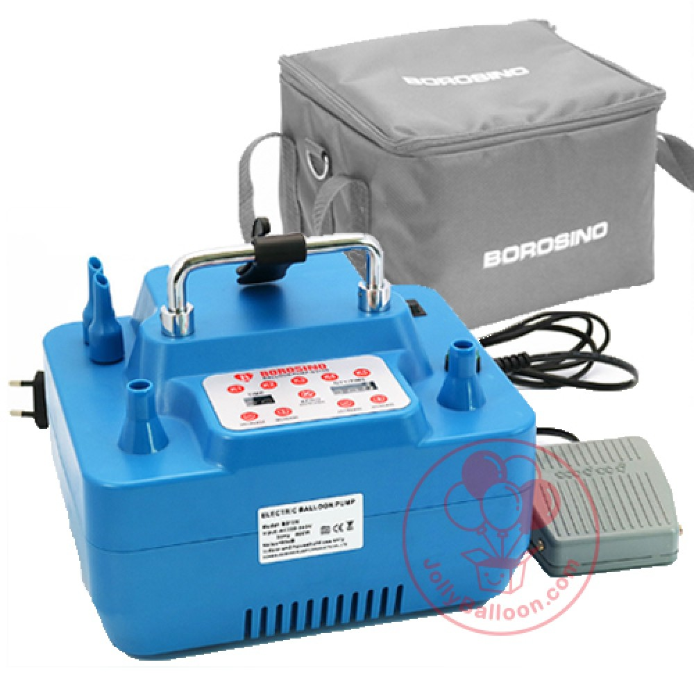Electric Balloon Air Pump With Timer (For latex balloon)